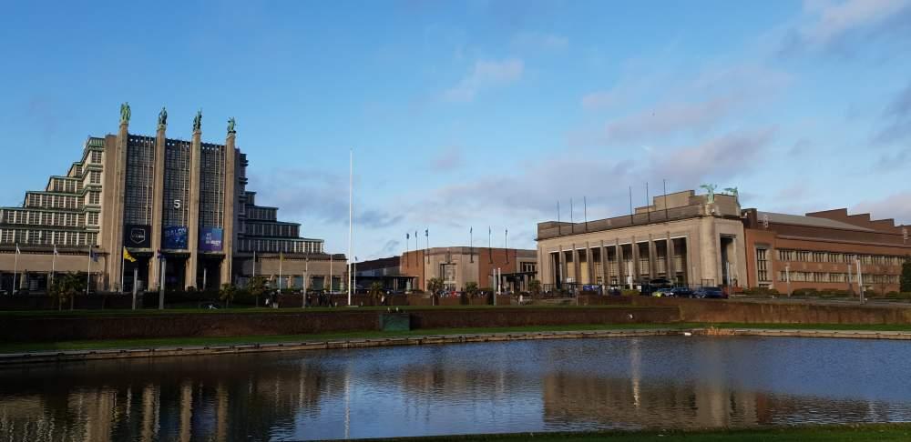 Belgium buildings