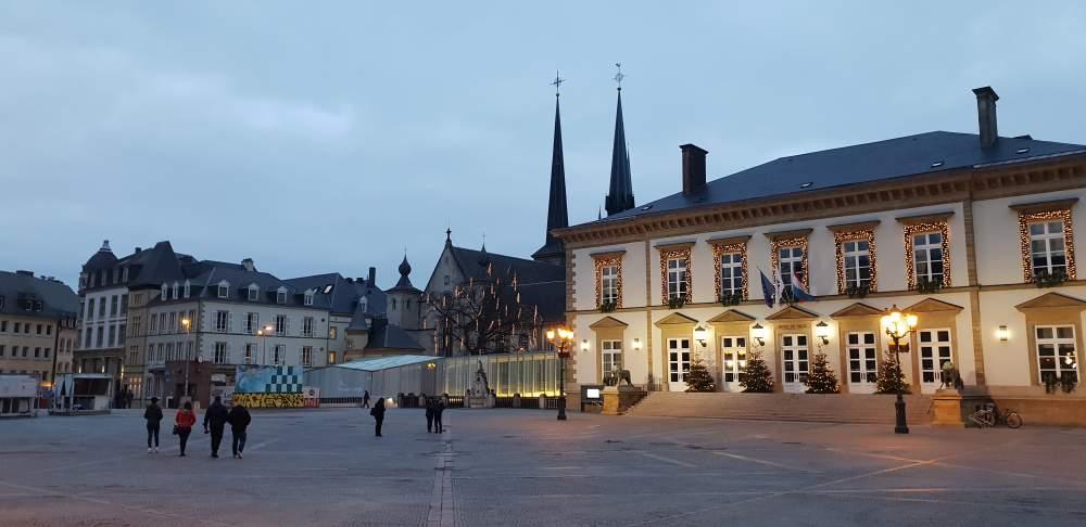 Luxemburg building