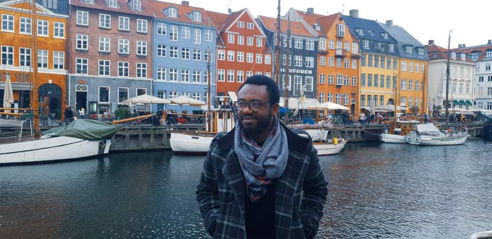 Nyhavn Harbour Copenhagen