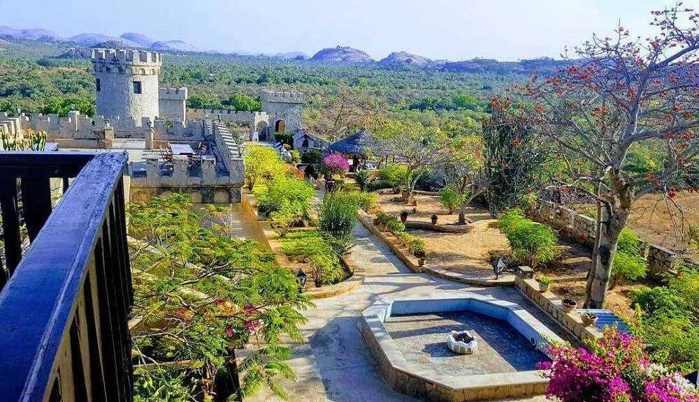 Kajuru Castle Kaduna Nigeria