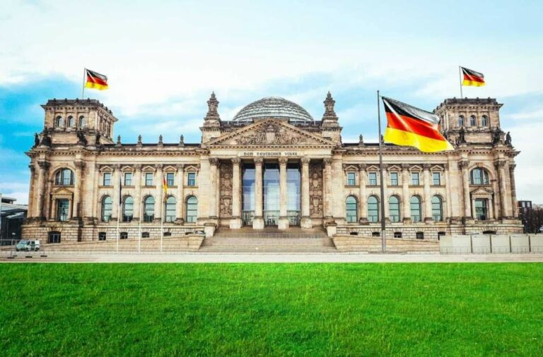 I am sharing 'Germany' with you